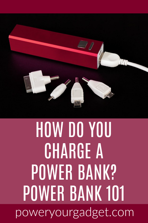 How Do You Charge a Power Bank? Power Bank 101 #powerbank