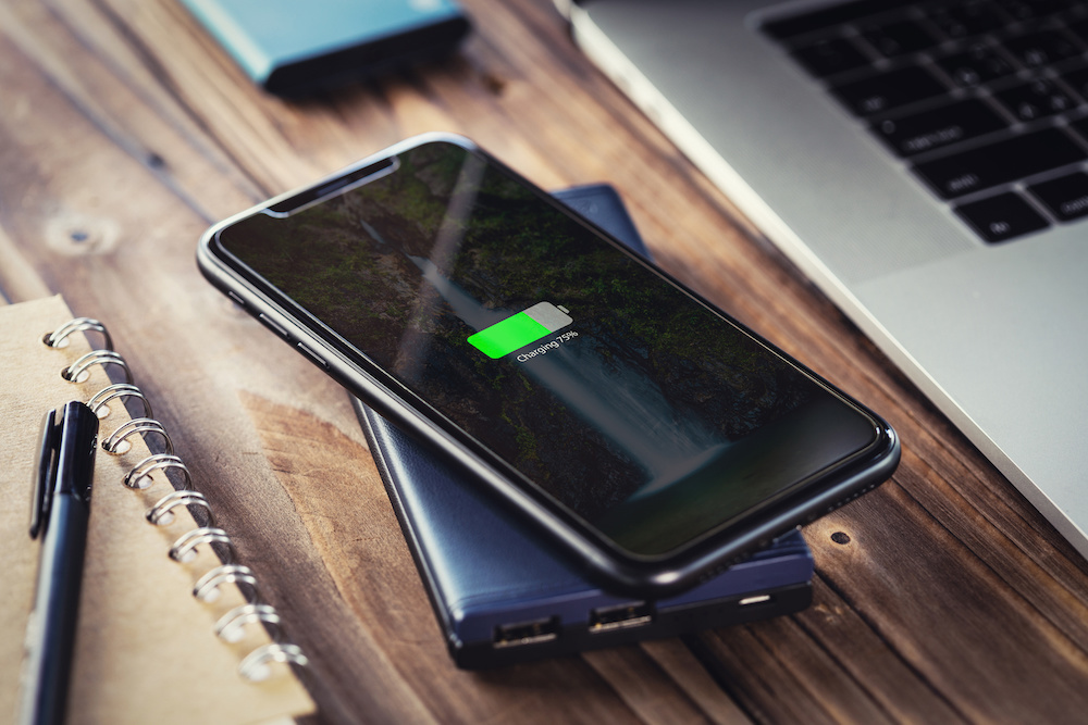 what is the iphone battery virus warning
